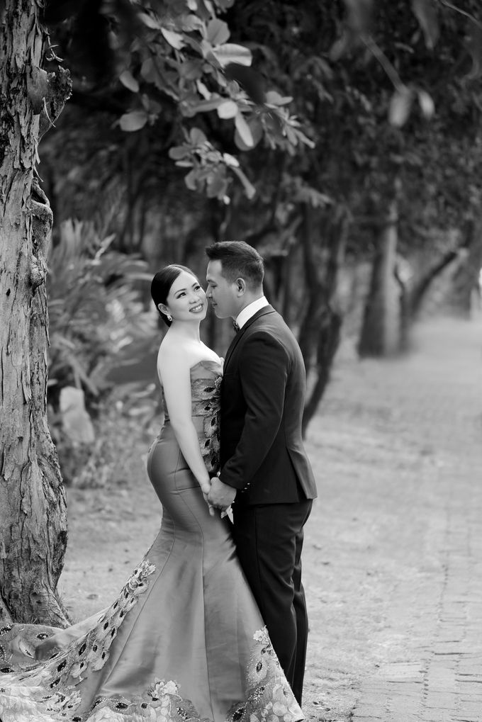 Mimi & Kris Prewedding by Michelle Bridal - 005