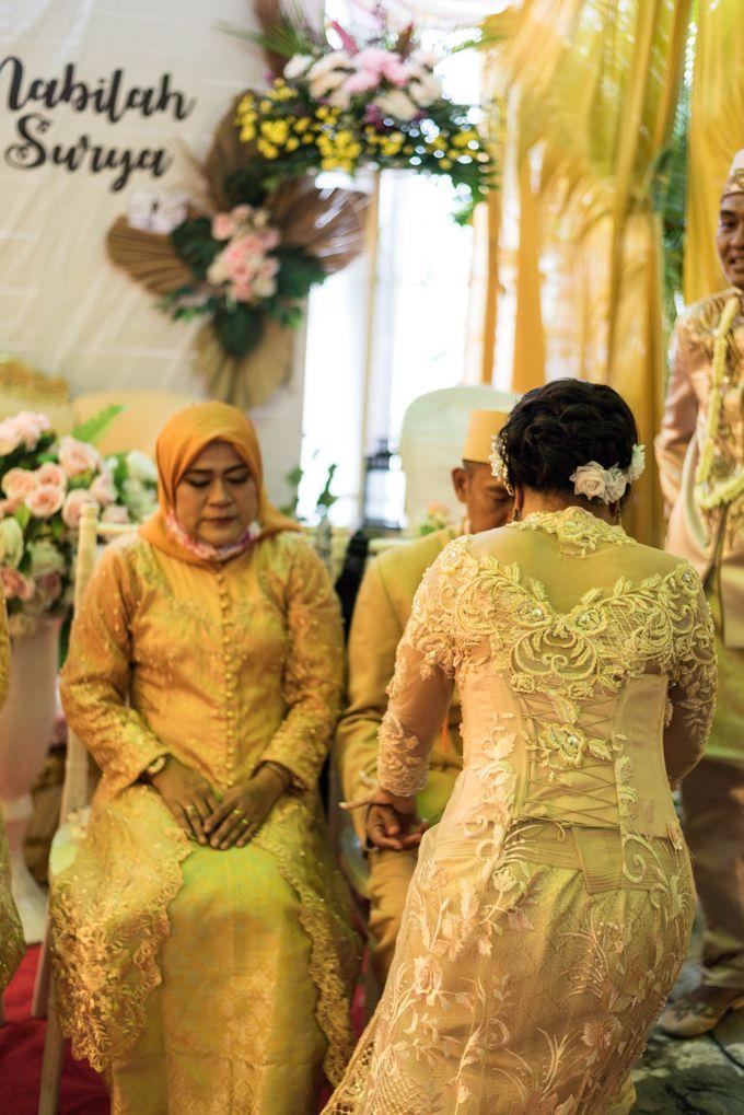 Intimate wedding session Nabil dan Surya  (02-10-2020) by Weddingscape - 017