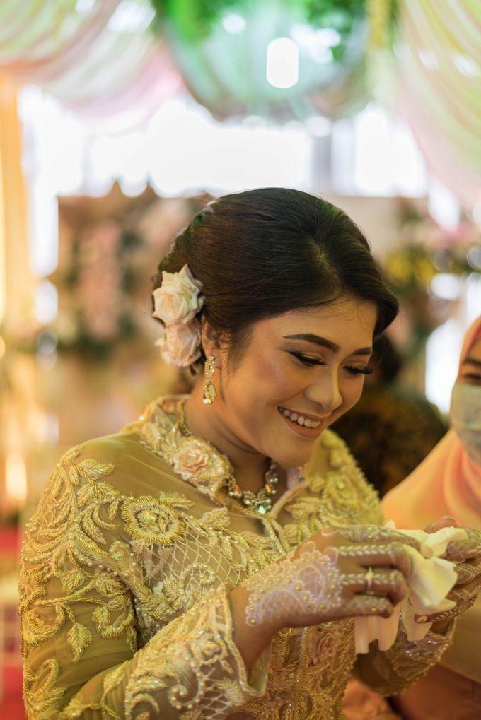Intimate wedding session Nabil dan Surya  (02-10-2020) by Weddingscape - 019