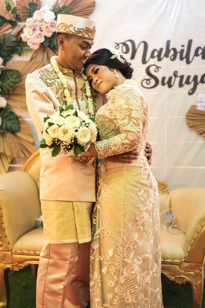 Intimate wedding session Nabil dan Surya  (02-10-2020) by Weddingscape - 020