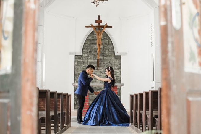 Pre-wedding of Valent & Lidya by Rico Alpacino - 005