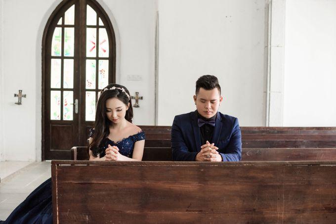 Pre-wedding of Valent & Lidya by Rico Alpacino - 007