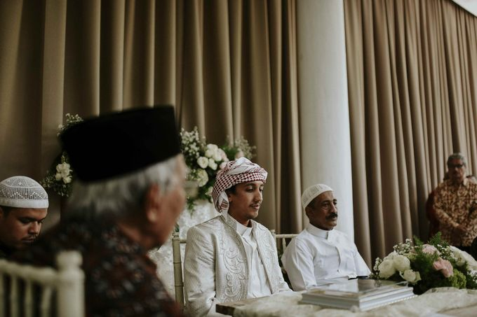 faiz & cempaka's wedding by akar photography - 007