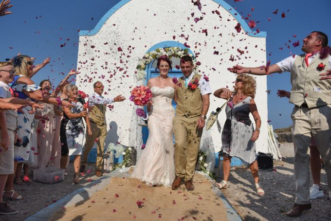 An Amazing wedding in Kos island by Christos Pap photography - 007