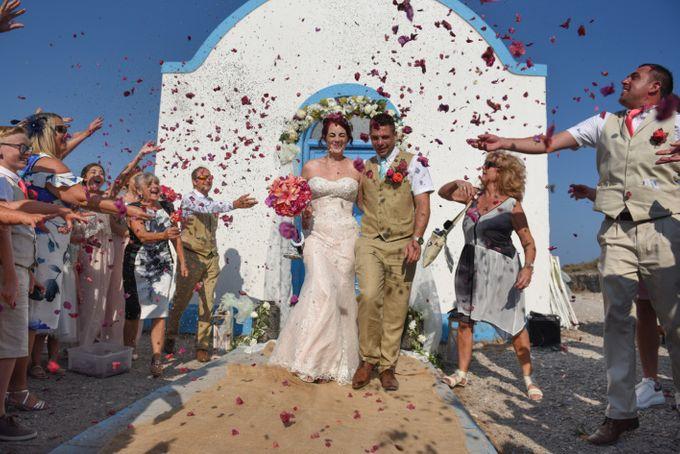 An Amazing wedding in Kos island by W organizer - 007