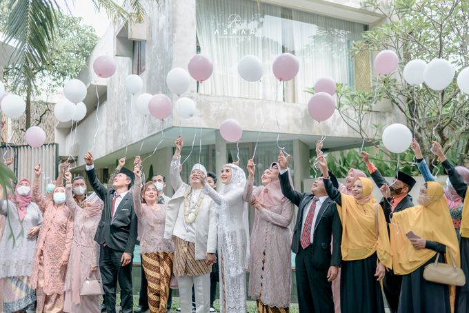 Wedding Nabila & Rian by Azila Villa - 014