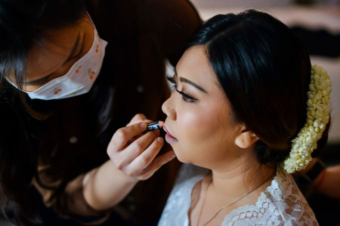 The Wedding Day Of Dhony & Marlena by Favor Brides - 010