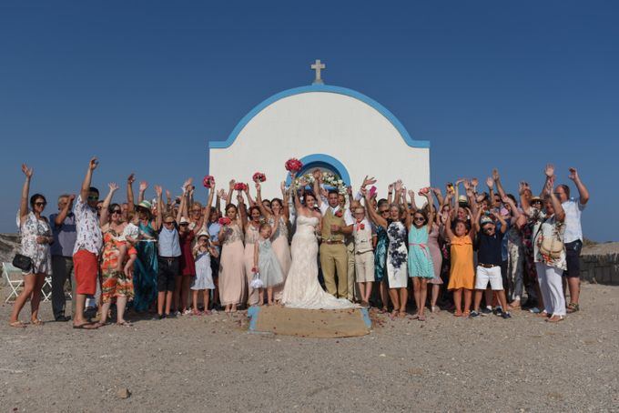 An Amazing wedding in Kos island by Christos Pap photography - 008