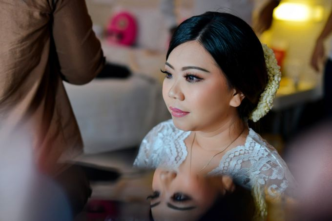 The Wedding Day Of Dhony & Marlena by Favor Brides - 006
