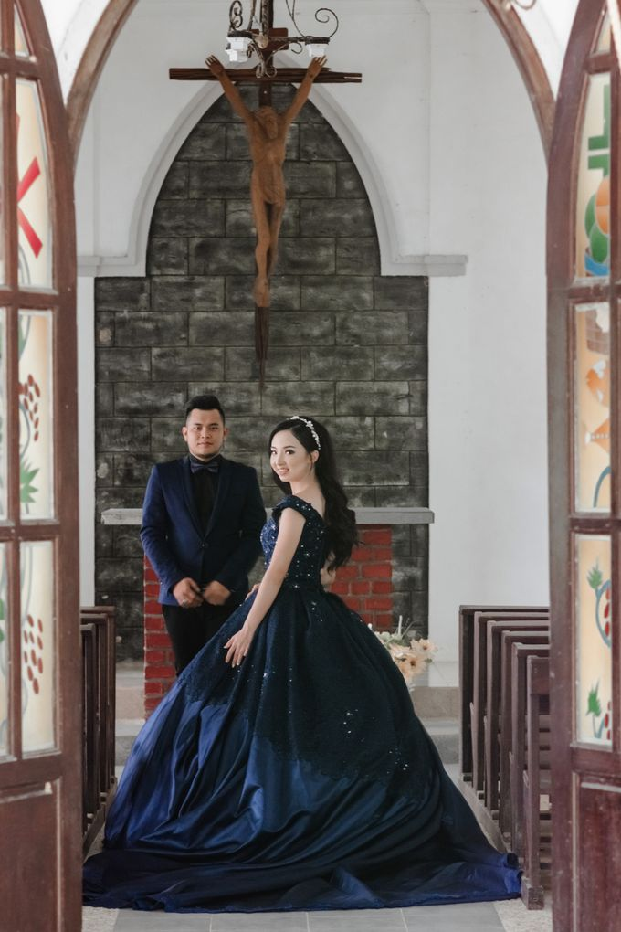 Pre-wedding of Valent & Lidya by Rico Alpacino - 009