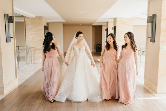 GIDEON + AKTALISA WEDDING DAY by Summer Story Photography - 003