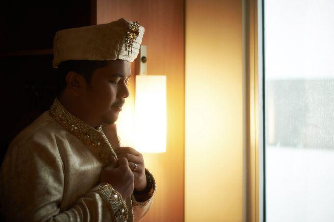 From The Traditional West Sumatra Wedding of Irsyad & Shella by Khayim Beshafa One Stop Wedding - 008