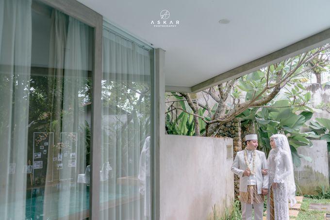 Wedding Nabila & Rian by Azila Villa - 015