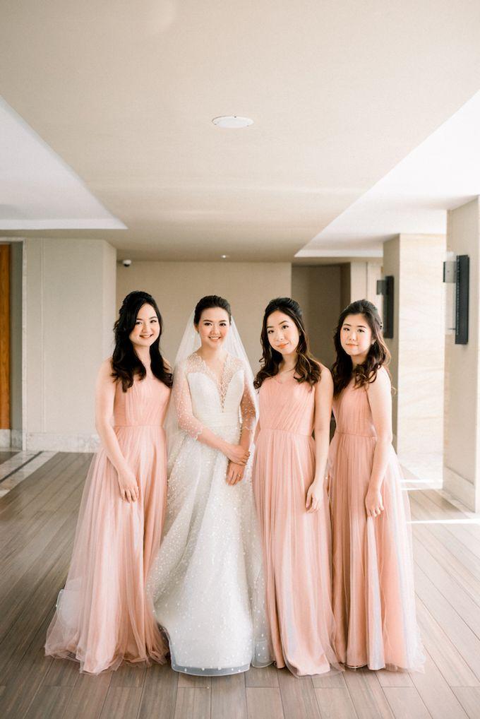Gideon & Aktalisa Wedding by Tefillah Wedding - 006