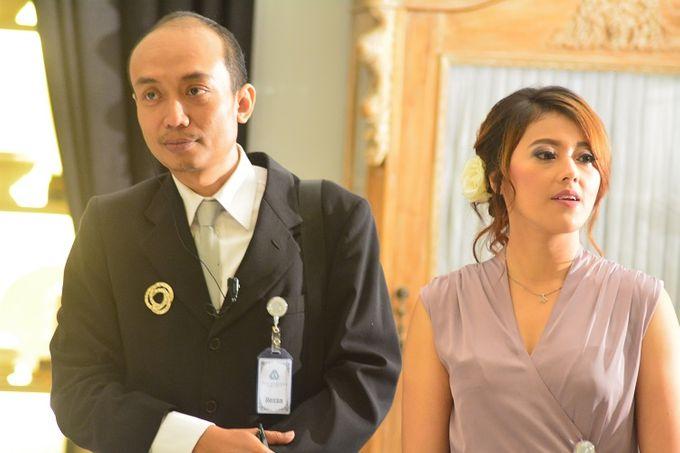 Pernikahan Ari dan Julia by Andiyanto Salon - 010