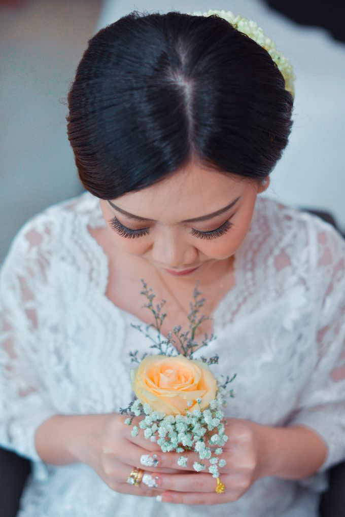 The Wedding Day Of Dhony & Marlena by Favor Brides - 029