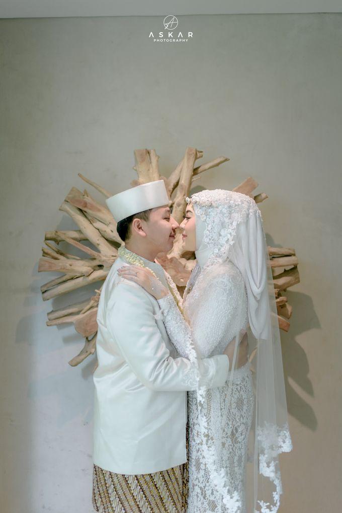 Wedding Nabila & Rian by Azila Villa - 017