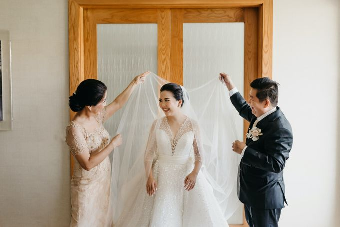 GIDEON + AKTALISA WEDDING DAY by Summer Story Photography - 004