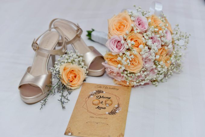 The Wedding Day Of Dhony & Marlena by Favor Brides - 026