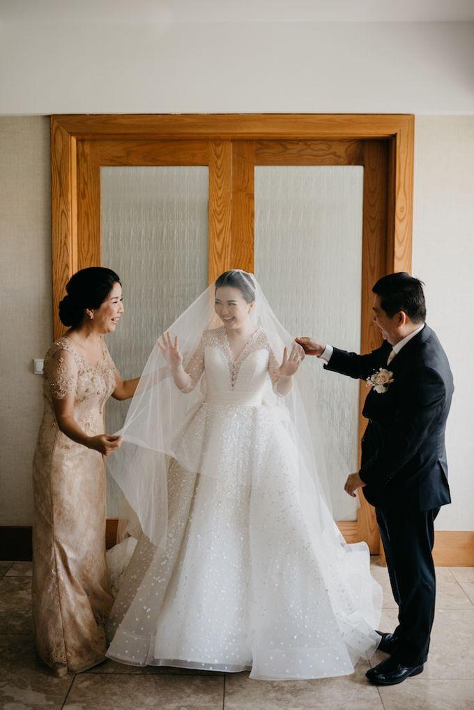 Gideon & Aktalisa Wedding by Tefillah Wedding - 004
