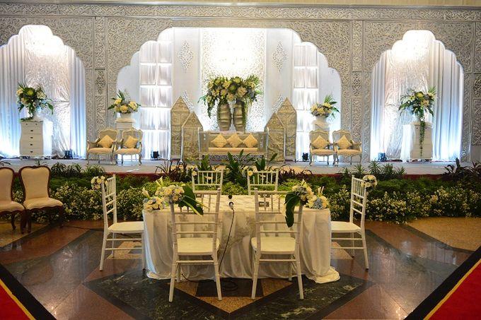 Pernikahan Fita dan Andika by Bubah Alfian Make Up Artist - 012