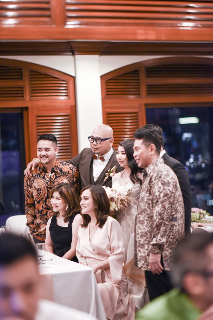 The Wedding of Yansen & Riana by MERCANTILE PENTHOUSE WEDDING - 005
