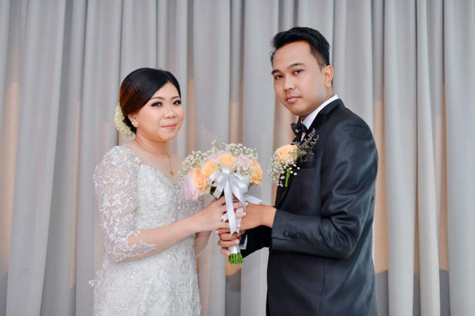 The Wedding Day Of Dhony & Marlena by Favor Brides - 015