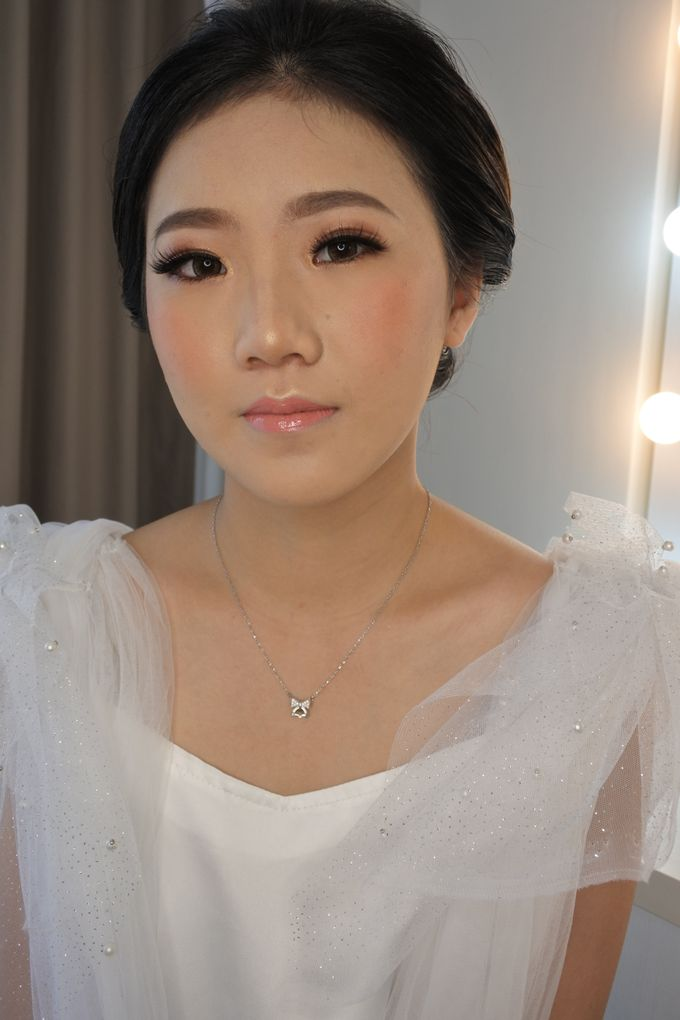 Bride Look by Alexandra Makeup Artist - 001