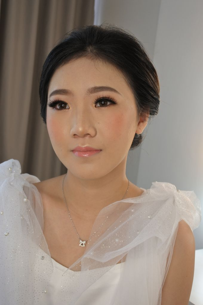 Bride Look by Alexandra Makeup Artist - 003