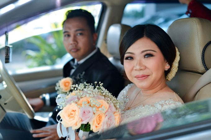 The Wedding Day Of Dhony & Marlena by Favor Brides - 014