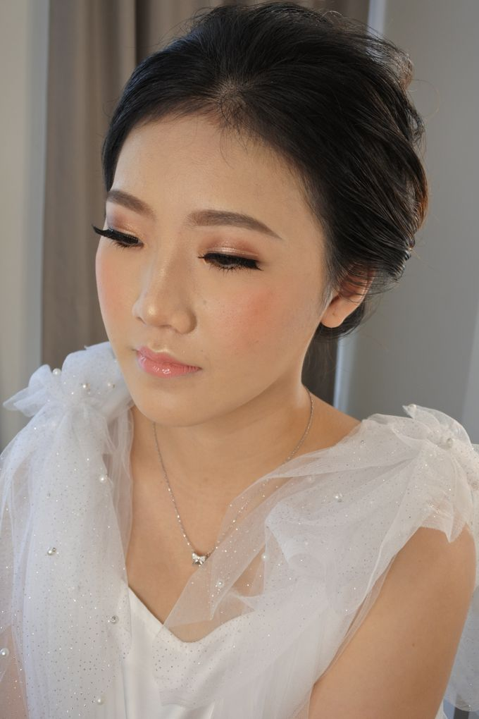 Bride Look by Alexandra Makeup Artist - 002