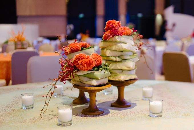 Balinese Floral Centrepieces by Make A Scene! Bali - 003