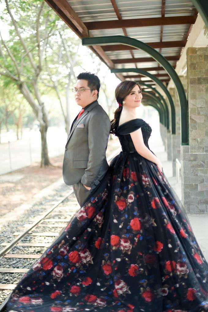 Cris & Sisca Pre-wedding by Jaasiel Wedding Planner - 003