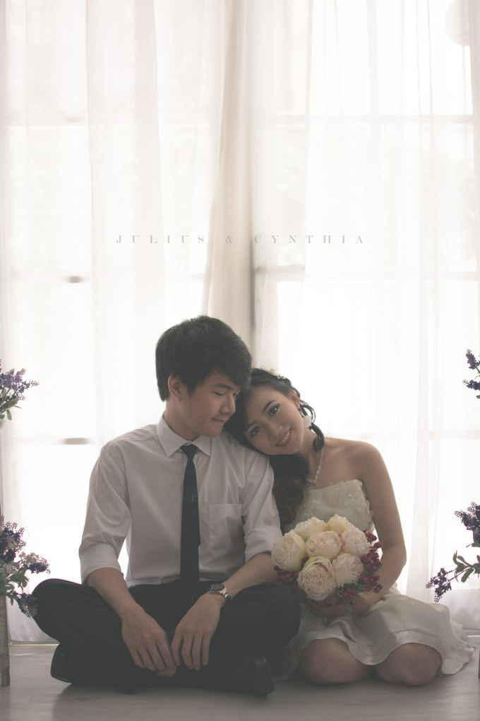 Prewedding Julius & Cynthia by csmakeuparts - 002