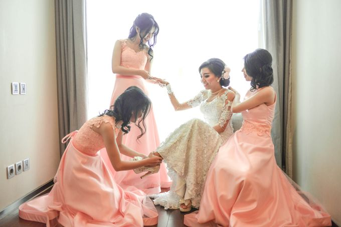 Raymond & Laura Wedding by MariMoto Productions - 003