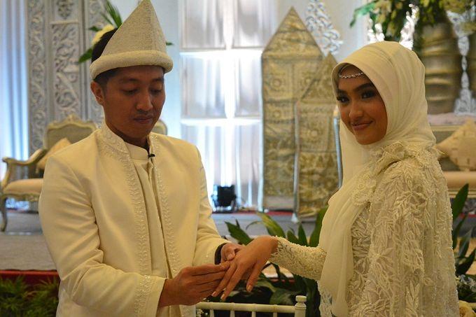 Pernikahan Fita dan Andika by Bubah Alfian Make Up Artist - 002