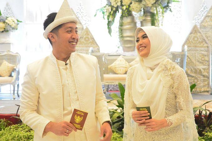 Pernikahan Fita dan Andika by Bubah Alfian Make Up Artist - 001