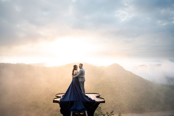 the Pre Wedding story of Febby & Vidi by Bondan Photoworks - 005