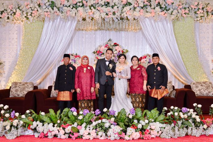 The Wedding Day Of Dhony & Marlena by Favor Brides - 032
