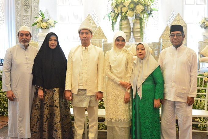 Pernikahan Fita dan Andika by Bubah Alfian Make Up Artist - 003