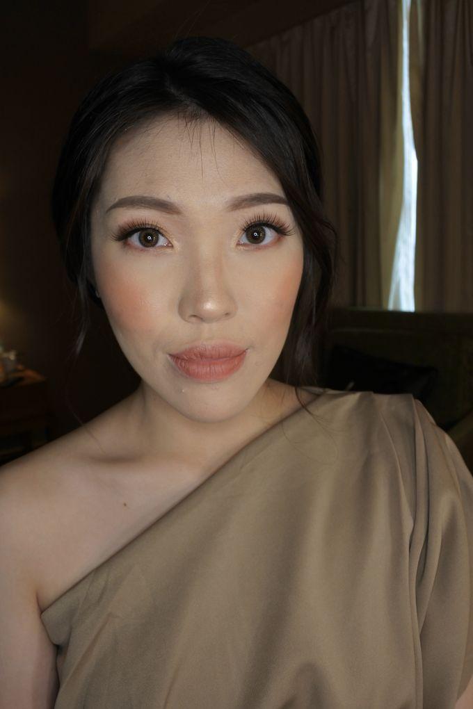 Bridesmaid Of Vio & Ernest - 01 November 20 by Alexandra Makeup Artist - 002