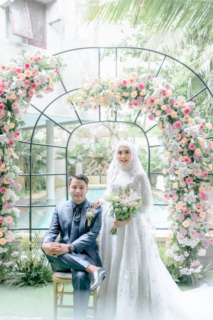 Wedding Nabila & Rian by Azila Villa - 018