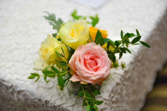 Raymond & Laura Wedding by MariMoto Productions - 005