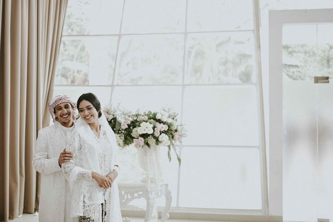 faiz & cempaka's wedding by akar photography - 009