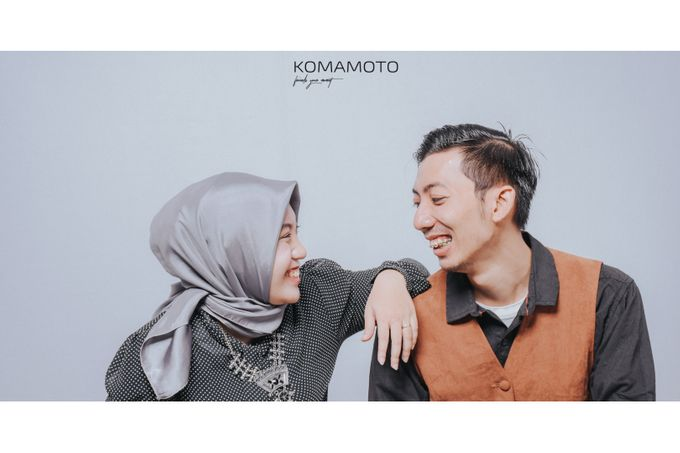 Prewedding Citra & Firman by komamoto - 001