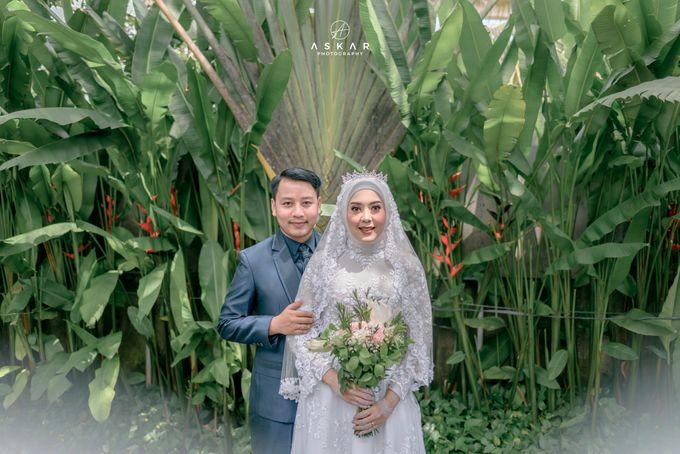 Wedding Nabila & Rian by Azila Villa - 001