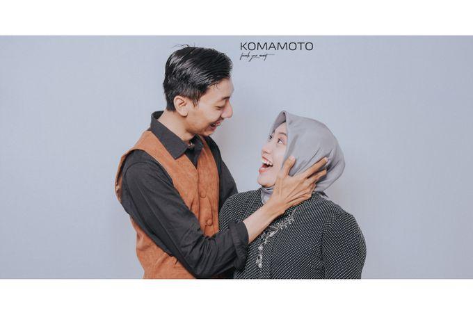 Prewedding Citra & Firman by komamoto - 002