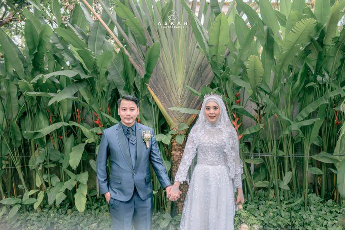 Wedding Nabila & Rian by Azila Villa - 021