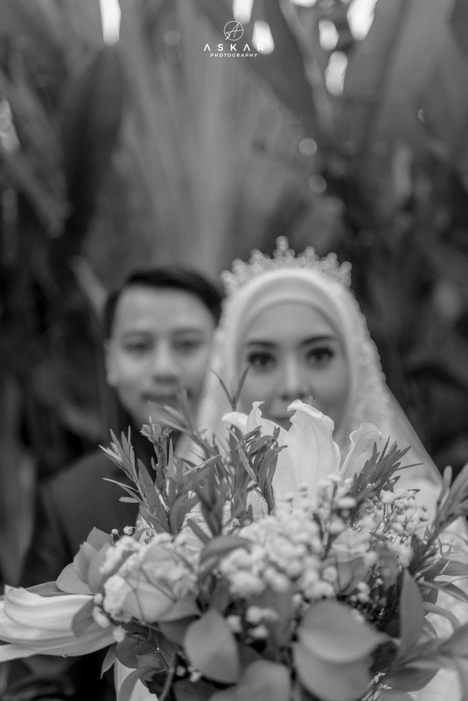 Wedding Nabila & Rian by Azila Villa - 020