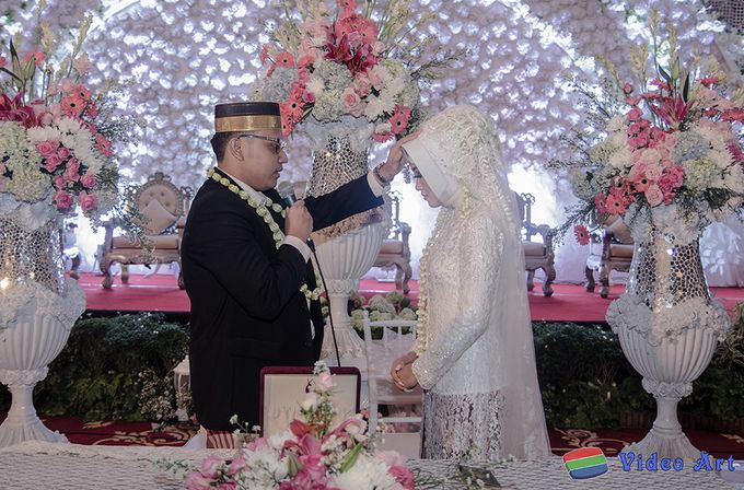 The wedding story  of Echa & Harya by Video Art - 008
